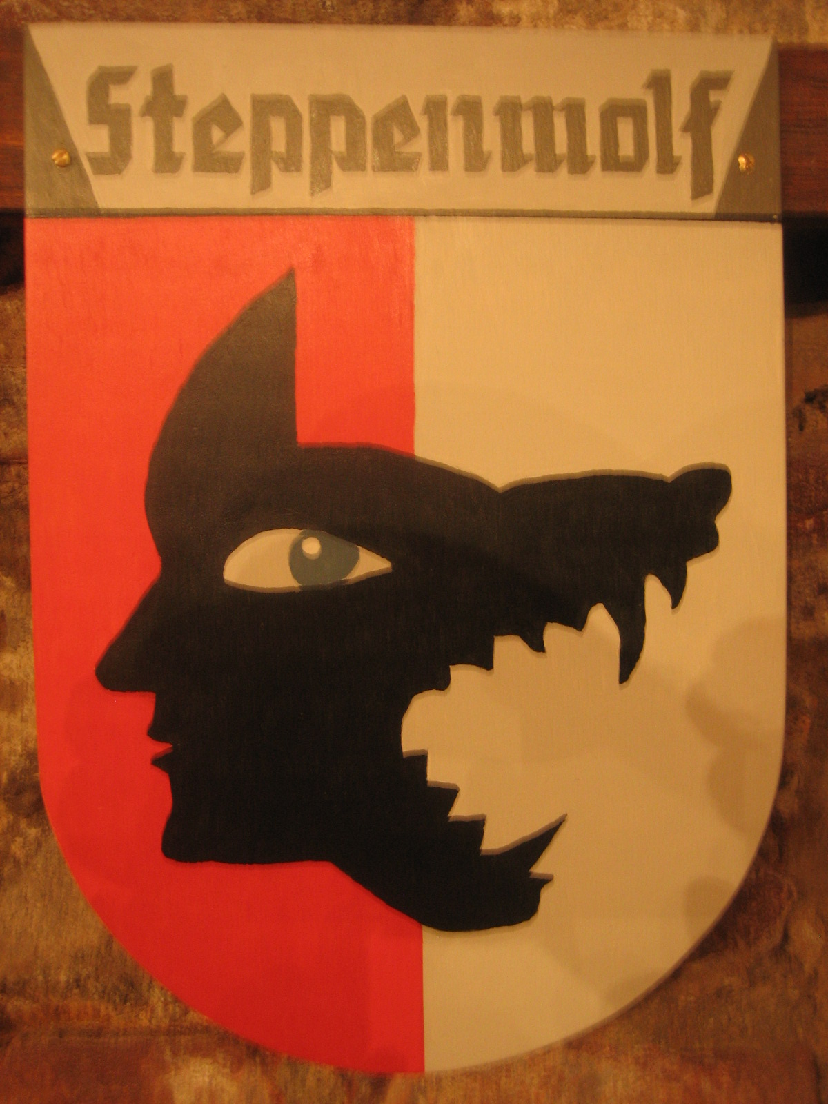 Wappen Rt Steppenwolf